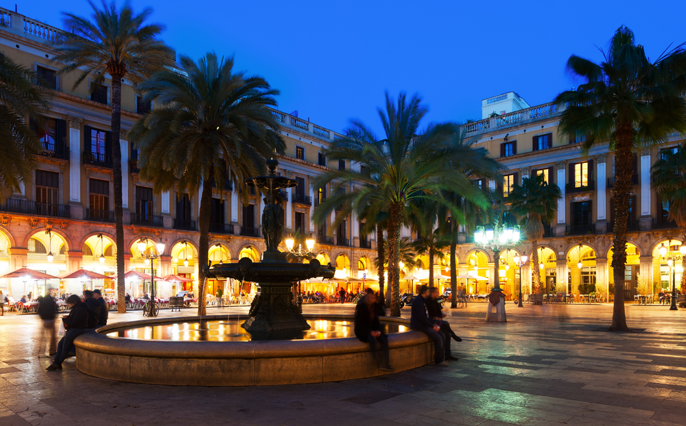 Picture Of Placa Reial